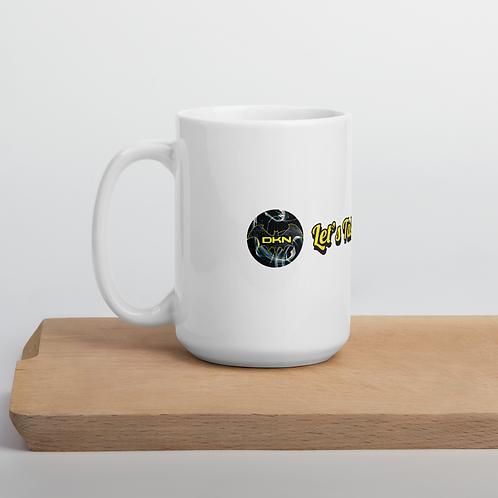 Let's Talk Comics Mug