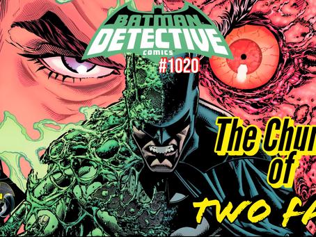 Detective Comics #1020 Review is Live!