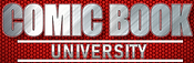 Comic Book University Logo