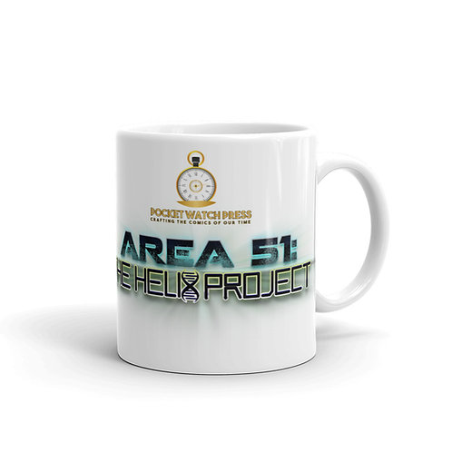 AREA 51: THE HELIX PROJECT Mug
