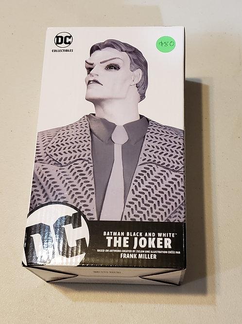 Batman: Black and White Frank Miller Joker Statue