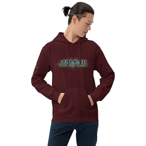 Area 51: The Helix Project Unisex Hoodie