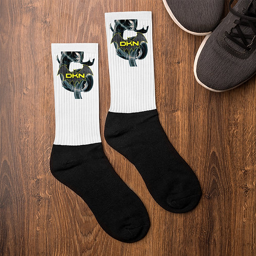 DKN City Smoke Socks