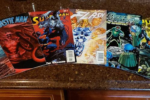 DC Comics Random Reader's Pack (10 Comics)
