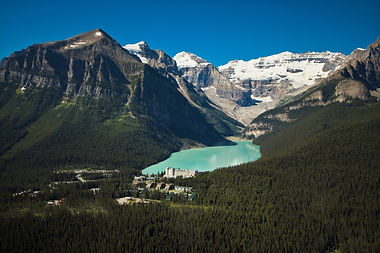 Above_Banff_National_Park_Aerial_Chateau
