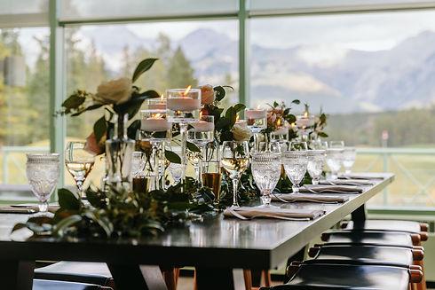 Fairmont Banff Springs - Wedding - Clubh