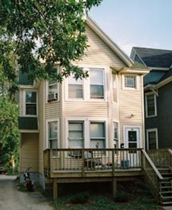 413 W. Mifflin St. Exterior