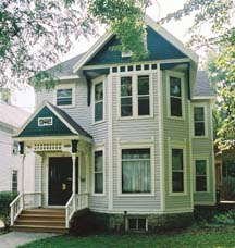1111 E. Johnson St. Exterior