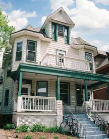 219 N. Brooks St. Exterior