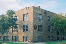 106 S. Hancock St. Exterior