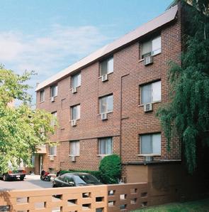 219 N. Frances St. Exterior