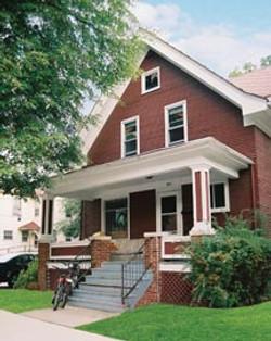 537 W. Doty St. Exterior