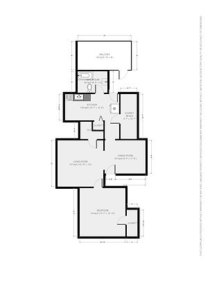 10 N. Franklin Street, floorplan
