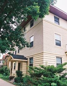 601 E. Johnson St. Exterior