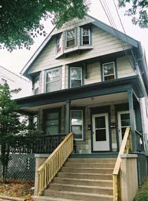 8 N. Franklin St. Exterior