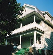 1728 Van Hise Ave. Exterior