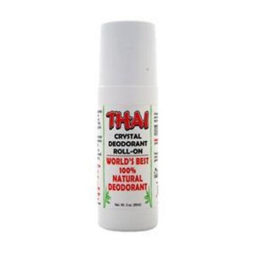 Thai Crystal Deodorant Roll-On