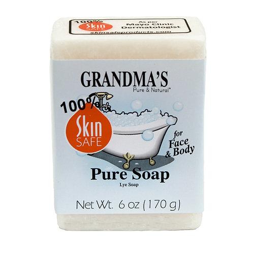 Grandma's Pure Lye Soap