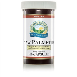 Saw Palmetto (Multiple Options)