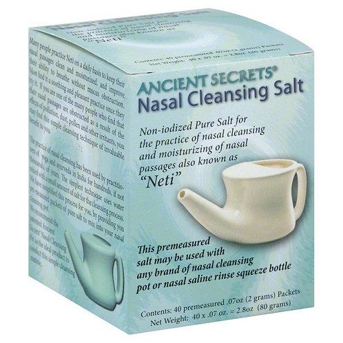 Neti Salt Packets (40ct)