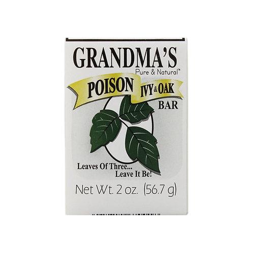 Grandma's Poison Ivy & Oak Bar Soap