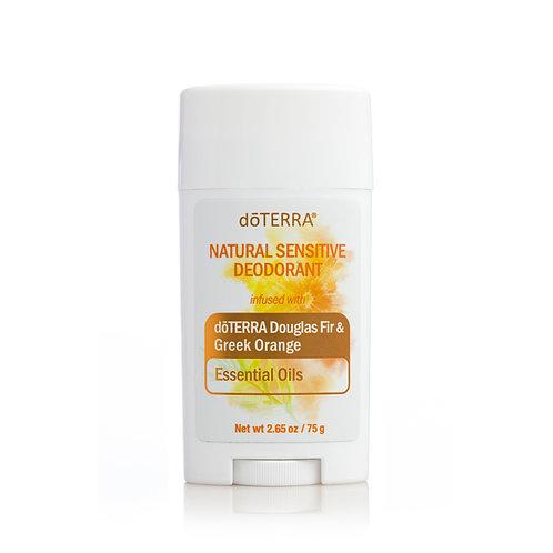 Doterra Natural Sensitive Deodorant Douglas Fir & Greek Orange