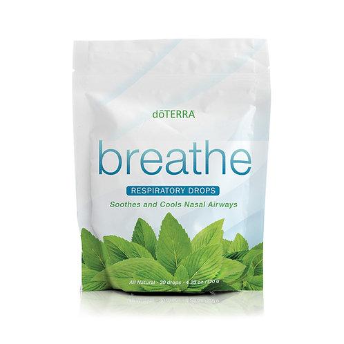 Breathe Throat Drops (30ct)