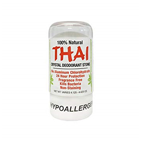 Thai Crystal Deodorant (Multiple Sizes)