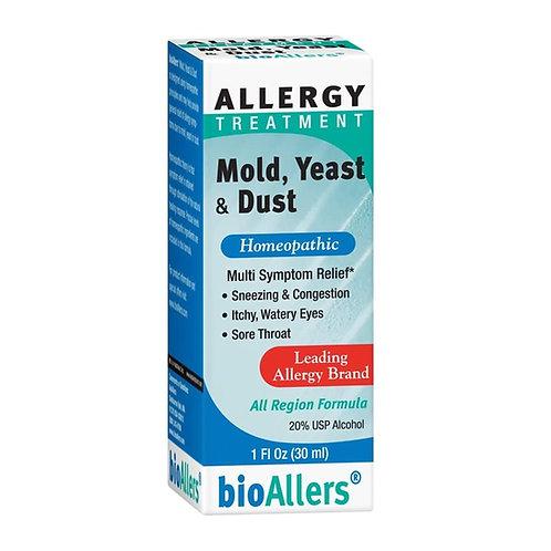 BioAllers Mold Yeast Dust Allergy Treatment