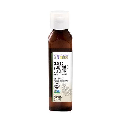 Aura Cacia Vegetable Glycerin Oil (Multiple Sizes)