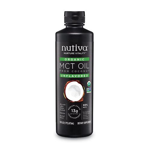 Nutiva MCT Oil (16oz)