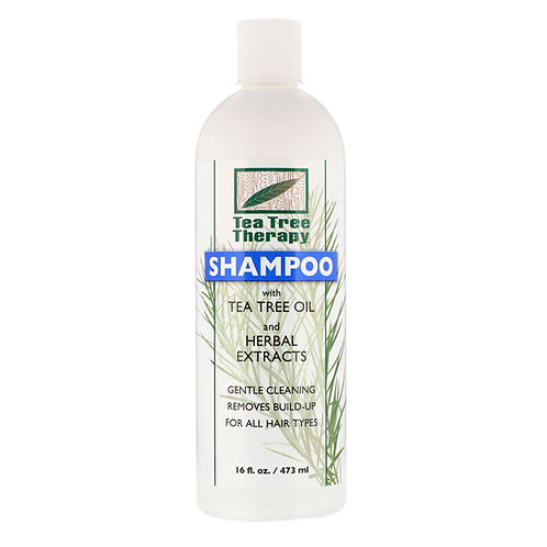 Tea Tree Therapy Shampoo (16oz)
