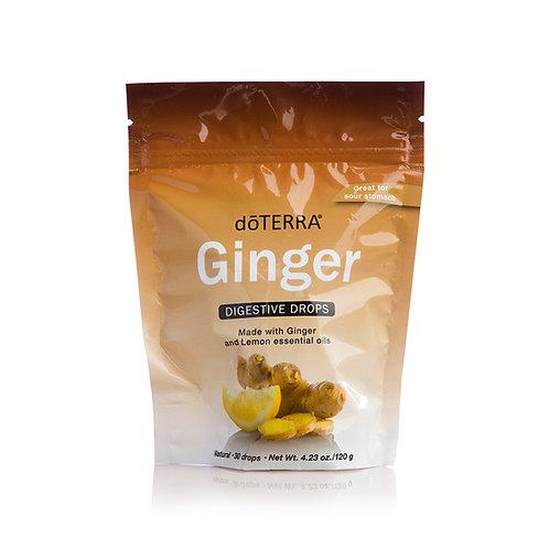 Ginger Throat Drops (30ct)