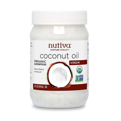 Nutiva Coconut Oil 15floz