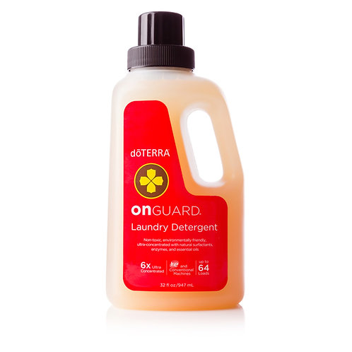 On Guard Laundry Detergent