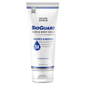 Silver Shield BioGuard Hand & Body Cream