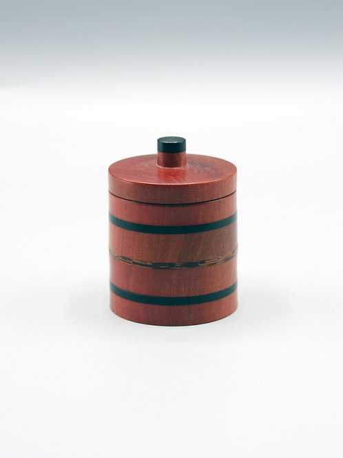 Project 006 - Handcrafted - Pink Ivory - Mad. Rosewood - Red Kabbes