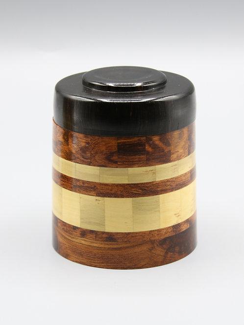 Project 003 - Handcrafted - Snakewood - Yellow Boxwood - Grenadilla