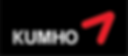 Kumho tyres logo - Donnas MOT and Tyre centre in March Cambridgeshire are official retailers of Kumho tyres
