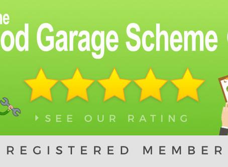Good Garage Scheme - 5 stars for Donna's MOT and Tyre Centre!