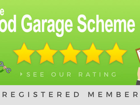 Good Garage Scheme - 5 stars for Donna's MOT and Tyre Centre!