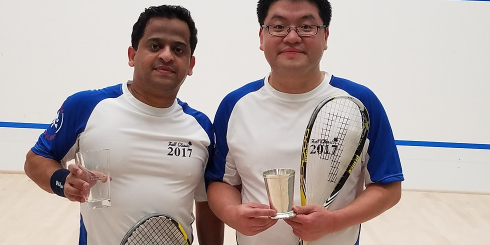 2020 Virginia Squash Racquets Association Fall Classic