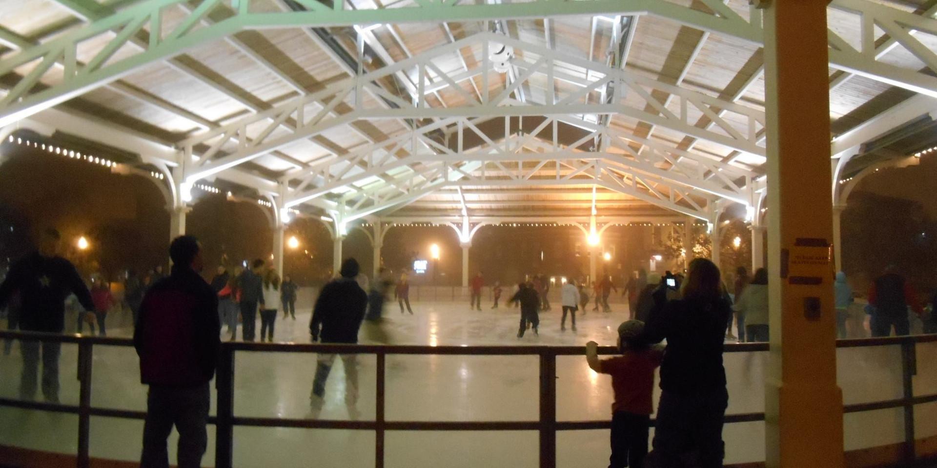 Harris Ice Pavilion