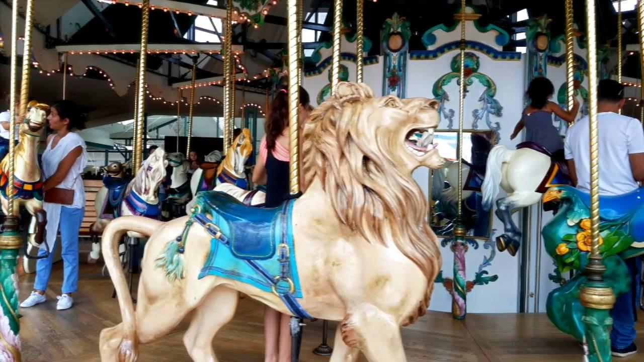 Woodlands Mall Carousel