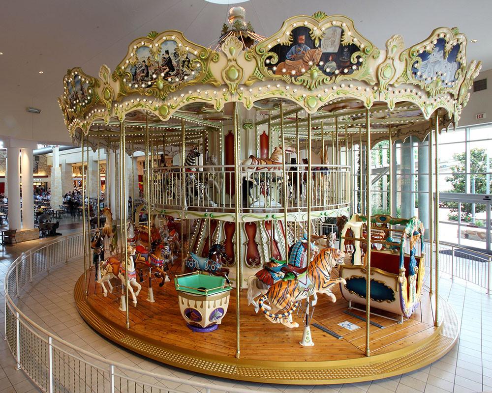 Memorial City Carousel