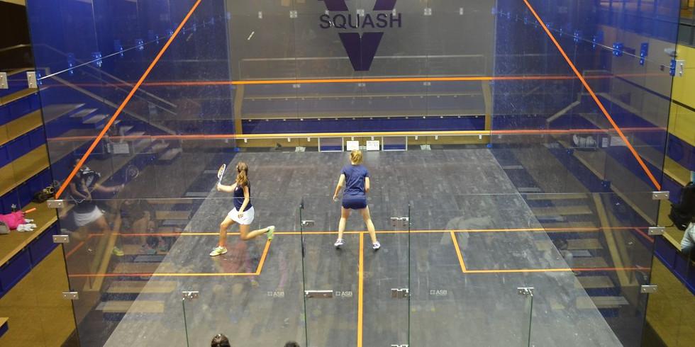 McArthur Squash Center Winter Classic