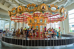 Carousel at The Parks (TX)