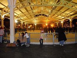 Harris Pavilion Ice Rink (VA)