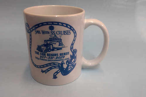 Truckers Gone Wild 11oz Mug