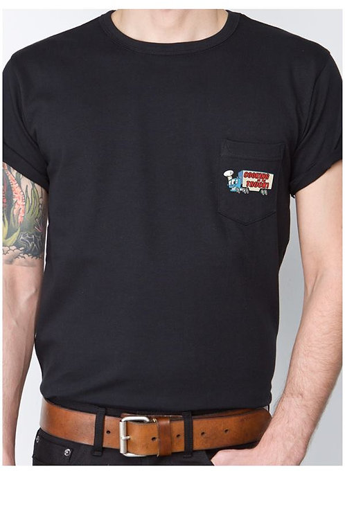 Cooking On the Truck Pocket Shirt